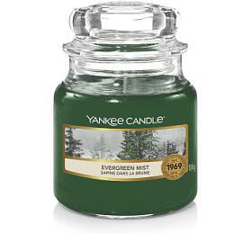 Vonná svíčka Yankee Candle Evergreen Mist, 104 ml - Yankee Candle
