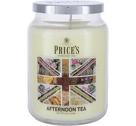 Vonná svíčka Price´s Candles Afternoon Tea, 630 ml - Price´s Candles