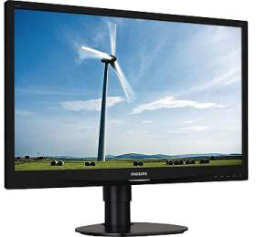 LCD monitor Philips 241S4LCB 24