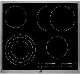 Sklokeramická deska AEG Mastery HK654070XB - AEG