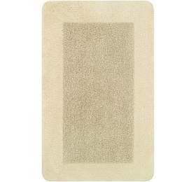 Koupelnová předložka MERENGUE natura 55 x 55 cm - Leifheit