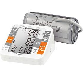Digitální tlakoměr Sencor SBP 690 - Sencor