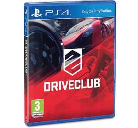 Hra Sony PlayStation 4 DriveClub - Sony