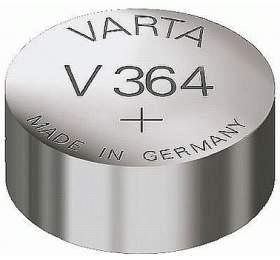 Baterie Varta 364 hodin. - Varta