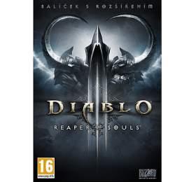 Hra Blizzard PC Diablo III Reaper of Souls - Blizzard