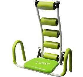 Posilovač břišních svalů Lifefit AB EFFECT - zelená - LIFEFIT