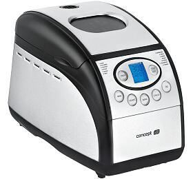 Concept PC5060 Pekárna chleba nerezová 12 programů - Concept