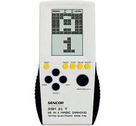 Tetris Sencor SGM 21 T - Sencor