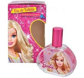 Toaletní voda Barbie 30 ml - Barbie
