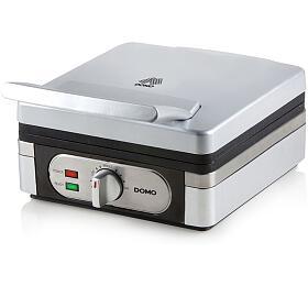 Vaflovač 4x7 s termostatem - DOMO DO9047W - Domo