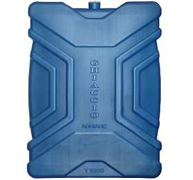 Chladící vložka do plastové chladničky 1000 g - Acra