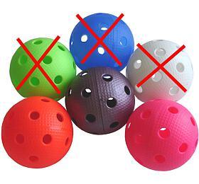 Certifikovaný floorbalový míček Precision - Acra