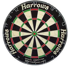 HARROWS T1 Závodní terč Official Competition - Harrows
