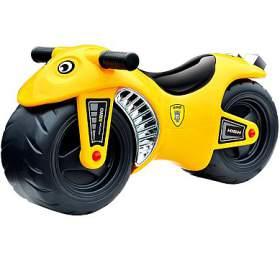 Hračka G21 Motorka BIKE žlutá - G21