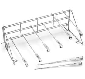 Weber ETC systém - multifunkční grilovací sada špízů - Weber