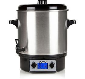 Zavařovací hrnec nerezový s LCD - DOMO DO42325PC - Domo