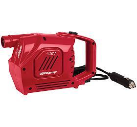 Elektrická pumpa Coleman Quickpump™ 12V - červená - Coleman