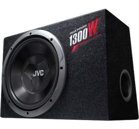 CS BW120 SUBWOOFER DO AUTA 1300W JVC - JVC