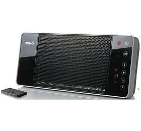 Závěsné keramické topení s ventilátorem - DOMO DO7341H - Domo
