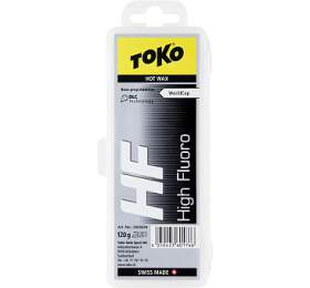 Toko skluzný vosk HF Hot Wax Black 120 g 2018-2019 - TOKO