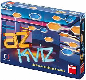 AZ kvíz společenská hra 13+ v krabici 33x23x5cm - Dino hračky