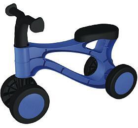 Odrážedlo Rolocykl modrý plast výška sedadla 26cm od 18 měsíců - Lena