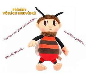 Včelí medvídek Brumda plyš česky zpívající 29cm na baterie 0+ - Mikro Trading