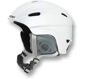 Lyžařská helma Hatchey Babe White, XS 52-54cm - Hatchey