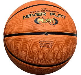 ACRA G743-5 Míč basketbalový oranžový vel.7 - Acra