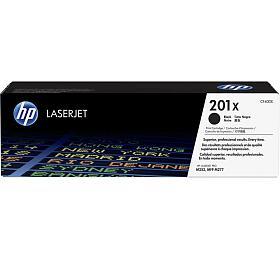 Toner HP 201X, CF400X, černá velká - Hewlett Packard