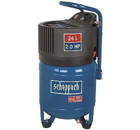 Bezolejový vertikální kompresor Scheppach HC 24 V - Scheppach