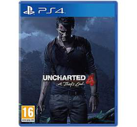 Hra Sony PlayStation 4 Uncharted 4: A Thief's End - Sony