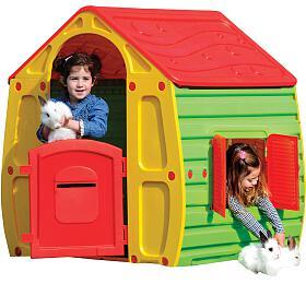 Dětský domek Buddy Toys BOT 1010 Domeček MAGICAL čer. - Buddy toys