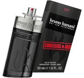 Toaletní voda Bruno Banani Dangerous Man, 50 ml - Bruno Banani