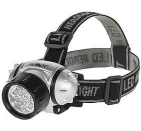 Kruger&Matz KEMOT URZ0029 - Led svítilna čelovka, 14led, 4 světelné funkce - Kruger&Matz