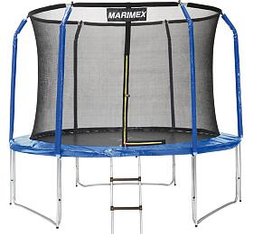 Trampolína Marimex 305 cm + ochranná síť + žebřík - Marimex