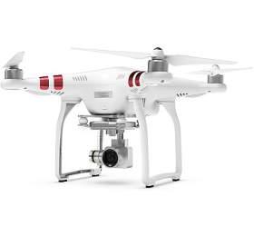 Dron DJI Phantom 3 Standard, 2,7K Ultra HD kamera, bílý - DJI