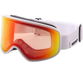 Lyžařské brýle Elektric White Hatchey - Hatchey