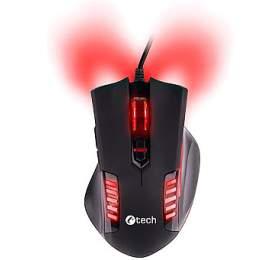 Myš C-Tech Empusa / laserová / 7 tlačítek / 3400dpi - C-Tech