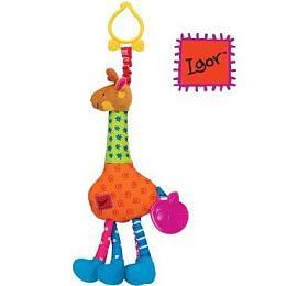 Úchyt na kočárek - žirafa Igor v displeji po 12 ks K´s Kids - K´s Kids