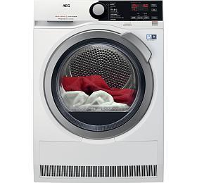 Sušička prádla AEG AbsoluteCare® T8DBE48SC - AEG
