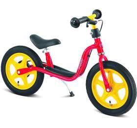 Odrážedlo s brzdou PUKY Learner Bike standard LR 1BR, červená - PUKY