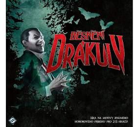 Běsnění Drákuly (Fury of Dracula) - Fantasy Flight Games