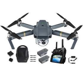 DJI kvadrokoptéra - dron, Mavic Pro Fly More Combo, 4K kamera (DJIM0250C) - DJI