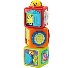 Hra Tři kostky zvířátka Buddy toys BBT 3010 - Buddy toys