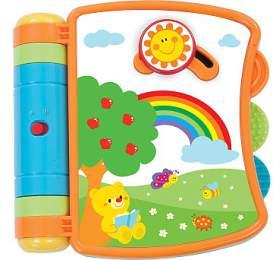 Knížka se zvuky BUDDY TOYS BBT3020 - Buddy toys