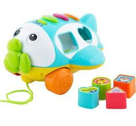 Letadlo vkládačka Buddy Toys BBT 3510 - Buddy toys
