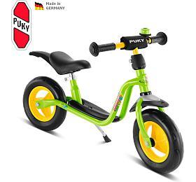 Odrážedlo PUKY Learner Bike medium LR M PLUS, zelená - PUKY