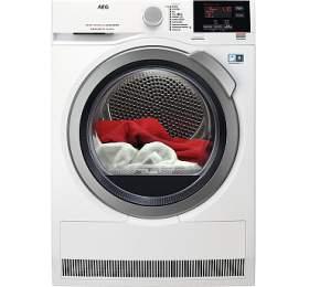 Sušička prádla AEG AbsoluteCare® T8DEG48SC - AEG