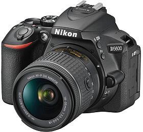 Fotoaparát Nikon D5600 + 18-55 AF-P VR KIT (VBA500K001) - Nikon